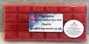 85 gram Highly Scented Wax Melt bar (CHERRY)